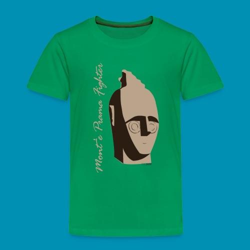 montepramafighter png - Maglietta Premium per bambini
