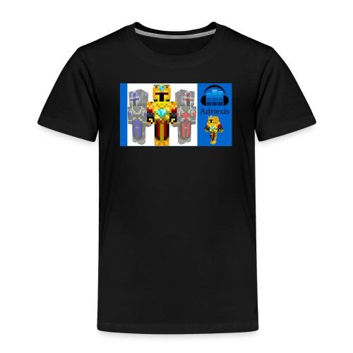 Untitled design - Premium T-skjorte for barn