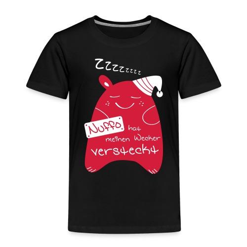 Nuffo Wecker - Kinder Premium T-Shirt