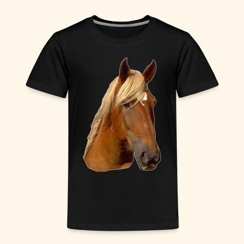 Horse Head - Kids' Premium T-Shirt