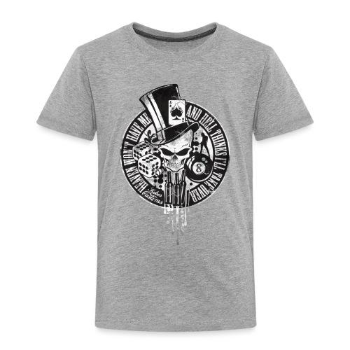 Kabes Heaven & Hell T-Shirt - Kids' Premium T-Shirt