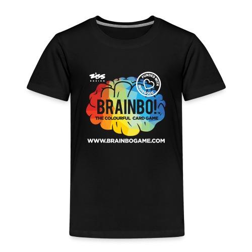 BRAINBO - Kids' Premium T-Shirt