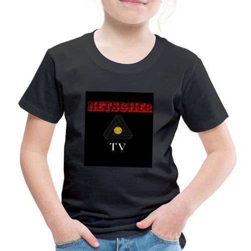 Netscher TV - Kinder Premium T-Shirt