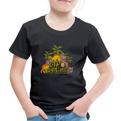 My Dinosaurs - Camiseta premium niño