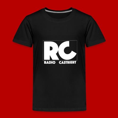 Radio CASTriert 2017/2018 - Kinder Premium T-Shirt