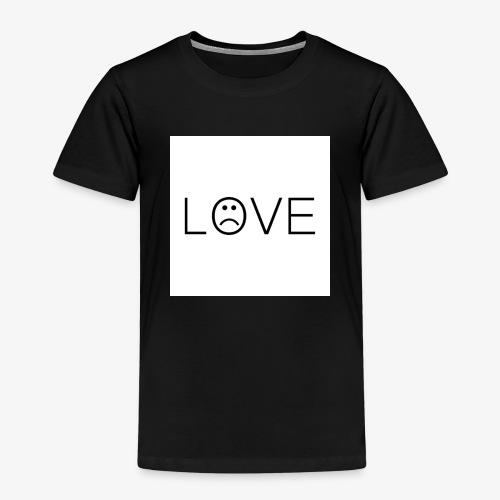 love - Koszulka dziecięca Premium