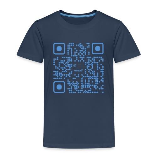 QR Maidsafe.net - Kids' Premium T-Shirt