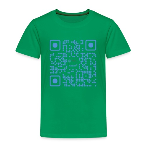 QR Maidsafe.net - Kids' Premium T-Shirt