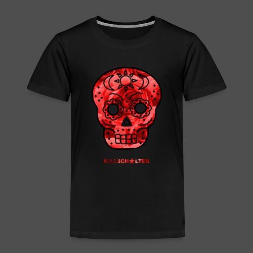 Skull Roses - Koszulka dziecięca Premium
