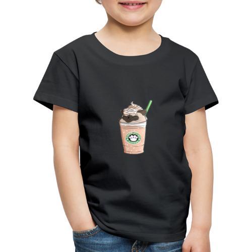 Catpuccino bright - Kids' Premium T-Shirt