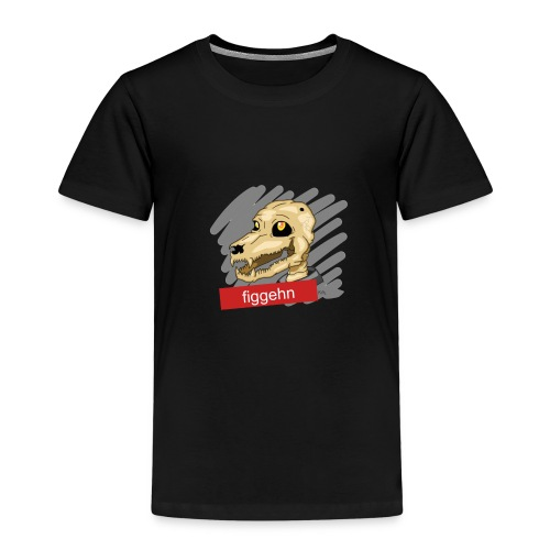 klaracollection-hundfigge - Premium-T-shirt barn