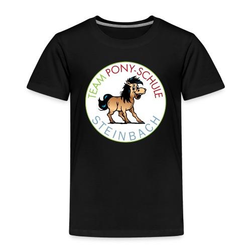 teamponyschulesteinbach - Kinder Premium T-Shirt
