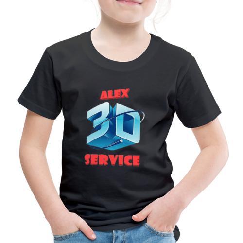 logo emporesa de impresion 3d en albacete - Camiseta premium niño