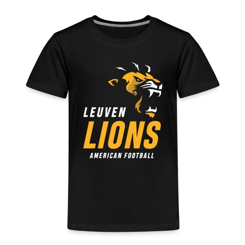 Lions football - Kids' Premium T-Shirt
