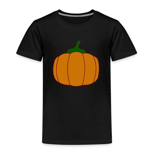 Kürbis - Kinder Premium T-Shirt