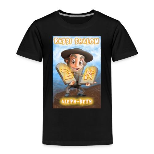 Rabbi Shalom Aleph Beth - T-shirt Premium Enfant