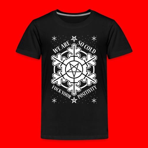 COLD - Kids' Premium T-Shirt