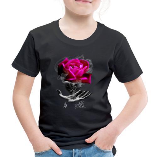 La rosa prospera - Camiseta premium niño