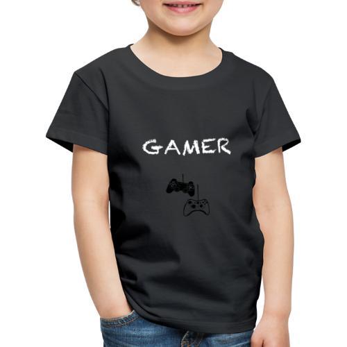 This is Gamer - T-shirt Premium Enfant