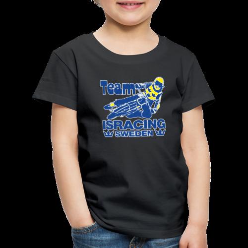 Team ISRACING SWEDEN - Premium-T-shirt barn