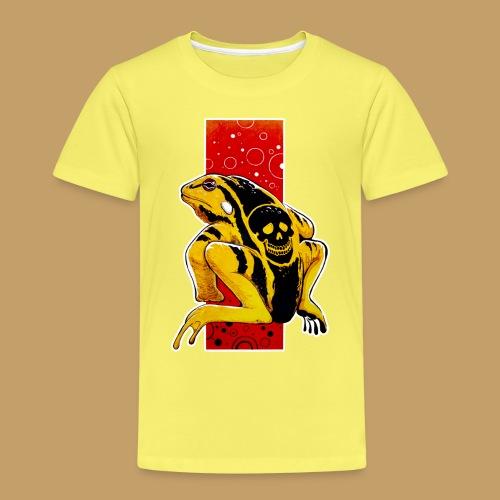 Death Frog - Koszulka dziecięca Premium