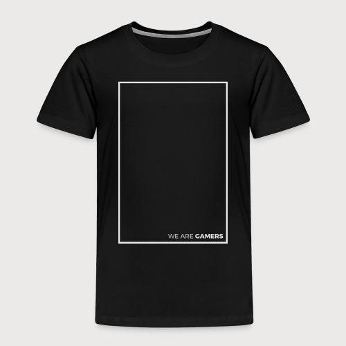 WE ARE GAMERS vol. 1 - Koszulka dziecięca Premium