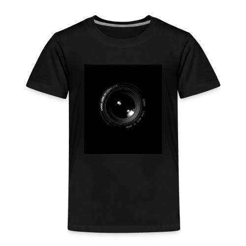 Objektiv - Kinder Premium T-Shirt