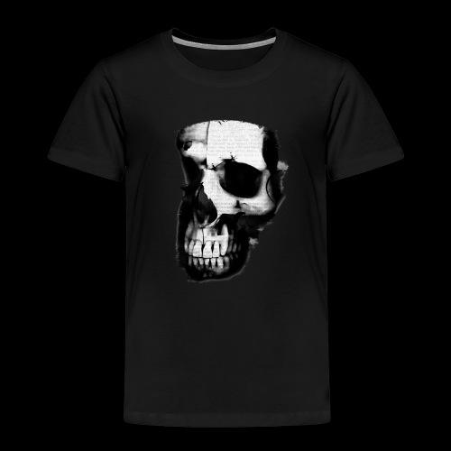 teschio darktrasp - Maglietta Premium per bambini