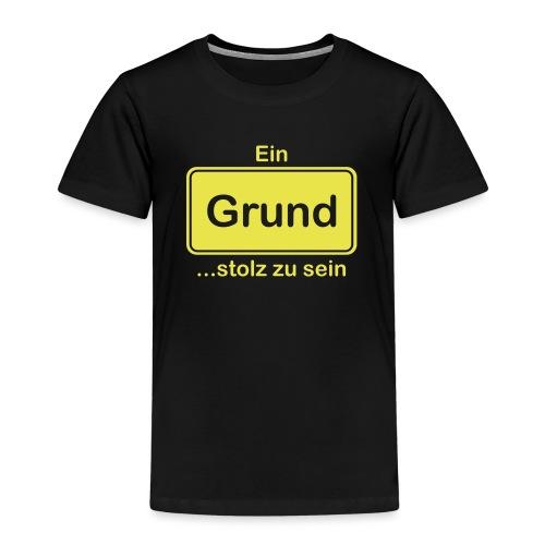 Grund_Shirts - Kinder Premium T-Shirt