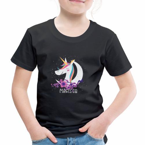 Magisches Einhorn - Kinder Premium T-Shirt
