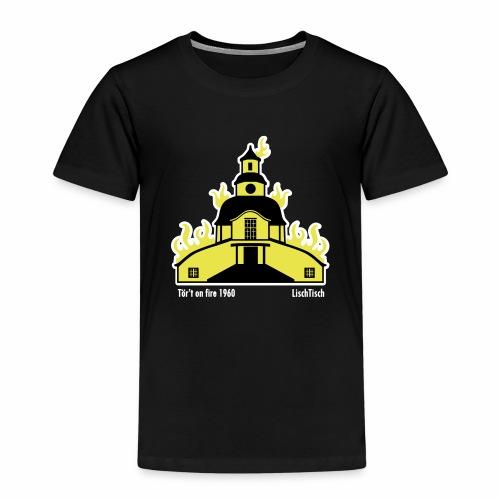 Tört on fire - Premium-T-shirt barn