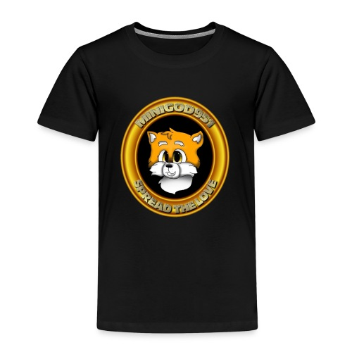 Minigod951 Logo - Kids' Premium T-Shirt