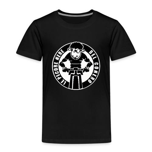 logo_pecora - Maglietta Premium per bambini