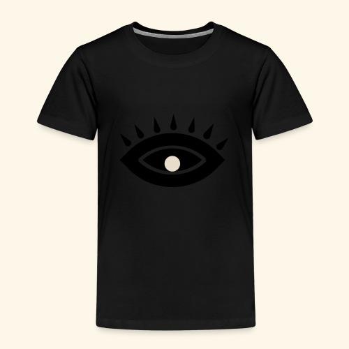 third eye - Premium-T-shirt barn