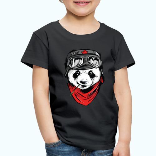 Panda pilot - Kids' Premium T-Shirt