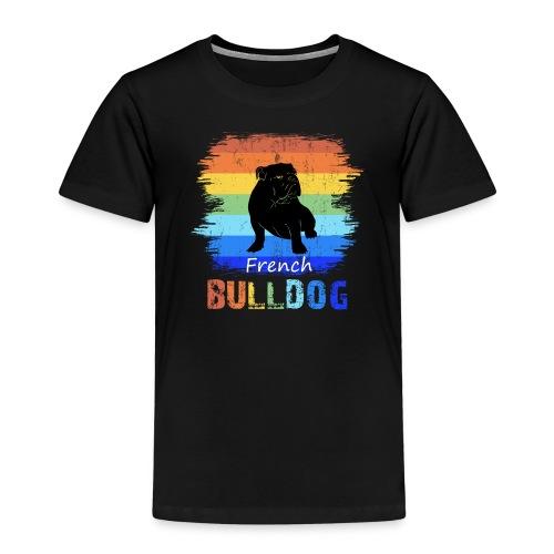 Französische Bulldogge - French Bulldog - T-Shirt - Kinder Premium T-Shirt