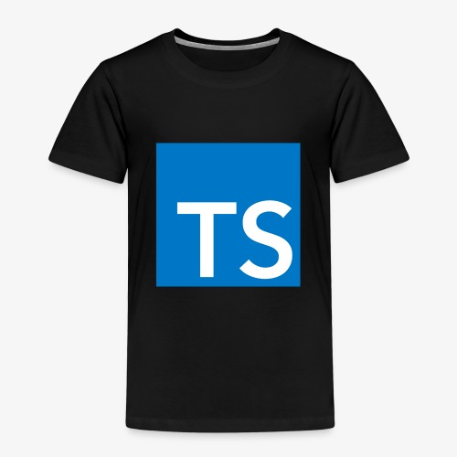 TypeScript Logo - Kids' Premium T-Shirt