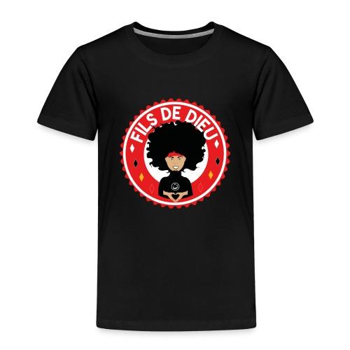 Fils de Dieu rouge - T-shirt Premium Enfant