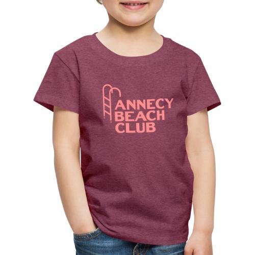 Annecy beach club - natation - T-shirt Premium Enfant