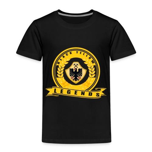 logo3red png - Kinder Premium T-Shirt