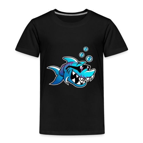 Cool Shark - Kids' Premium T-Shirt