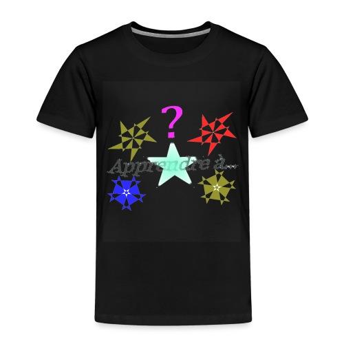 Apprendre à - T-shirt Premium Enfant