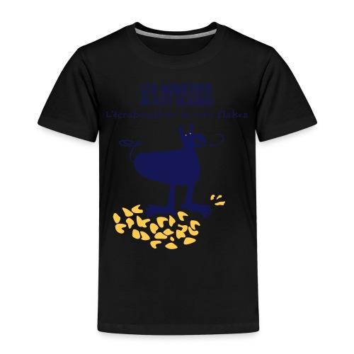 Écrabouilleur de corn flakes - T-shirt Premium Enfant