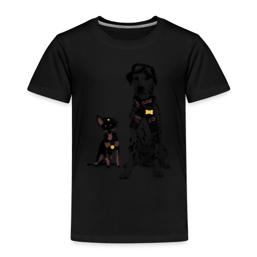 dogs - Kids' Premium T-Shirt