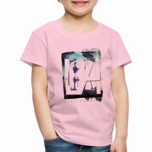 LA California - Kids' Premium T-Shirt