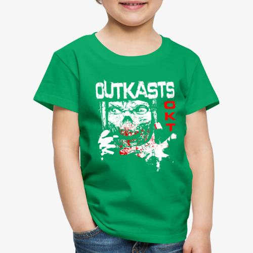 Outkasts Scum OKT Front - Kids' Premium T-Shirt