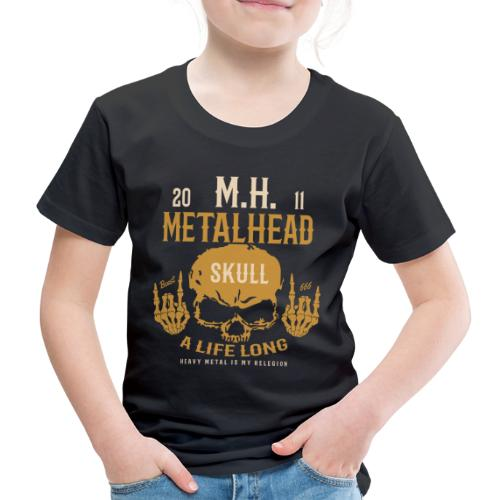 Metalhead - Kids' Premium T-Shirt