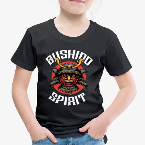 Bushido Spirit - T-shirt Premium Enfant