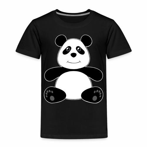 Panda mignon - T-shirt Premium Enfant