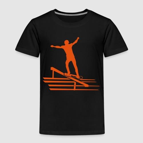Skateboard - Kinder Premium T-Shirt